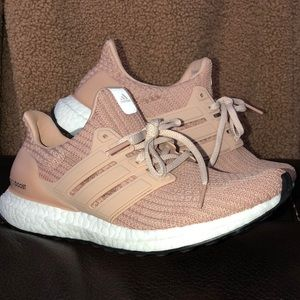 Blush Adidas ultra boost 🎀